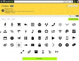 ikony komputerowe flaticon