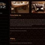 strona internetowa meble jez
